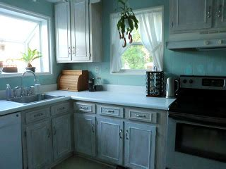 merry heart diy white washed cabinets