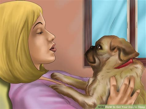 how to get a puppy to sleep how to get your to sleep 8 steps with pictures wikihow