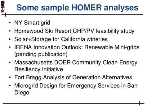4 3 modeling microgrids with homer glassmire epri snl