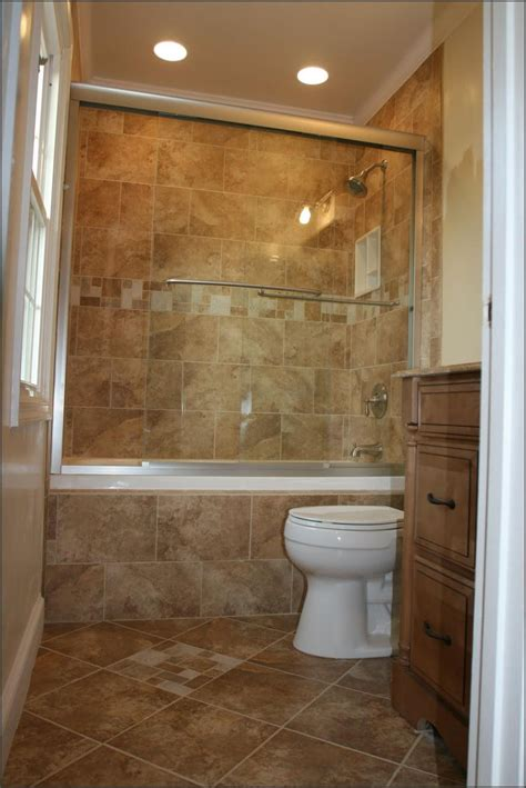 Ceramic Tile Ideas For Small Bathrooms by Ideas For Shower Tile Designs Midcityeast