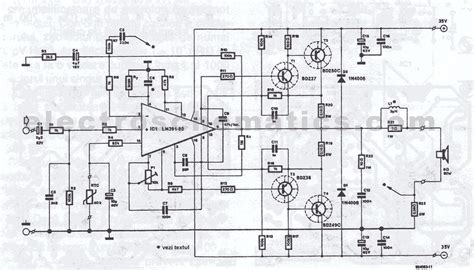 transistor guitar lifier circuit power mosfet lifier schematic diagram power free engine image for user manual