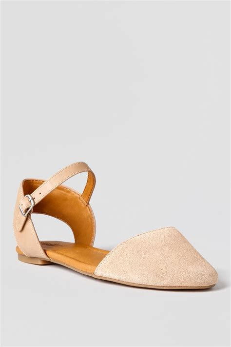 lucky brand flat shoes lucky brand shoes abbee dorsay flat in s
