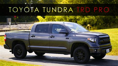 Tundra Trd Pro Reviews by Review 2017 Toyota Tundra Trd Pro