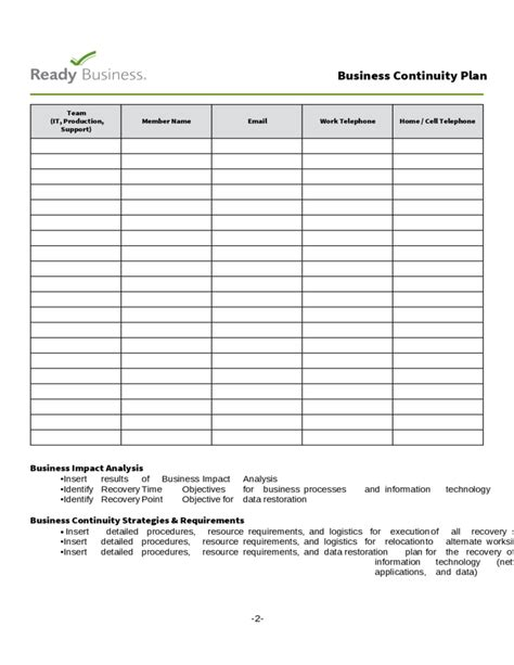 bussines plan template 29 download free documents in