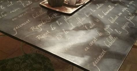 chalk paint glass table painted board for glass top dining table hometalk