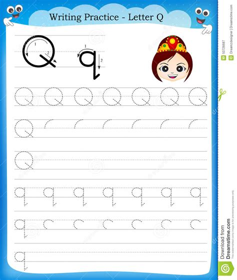Memo Writing Exercises Quiz Letter Sounds Worksheets Worksheet Workbook Site