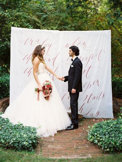 Wedding Backdrop Ideas Pictures by Top 20 Unique Wedding Backdrop Ideas Bridal Musings