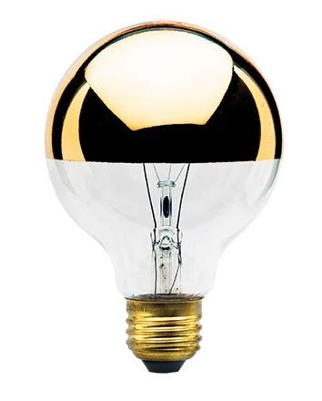 half gold light bulb half gold light bulb g25 globe 40 watt bulbs globe