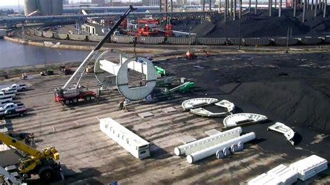 Coal Car Dumper by Dta Tandem Rotary Car Dumper Replacement Project