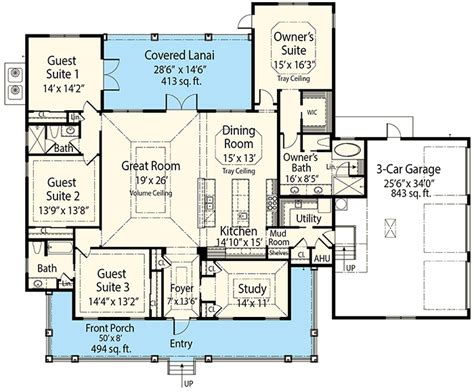 energy saving house plans 4 bed energy saving house plan 33168zr architectural