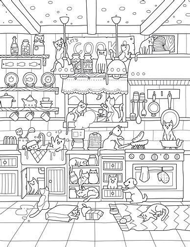 Pin by Dani on Coloring pages   Adult coloring book pages