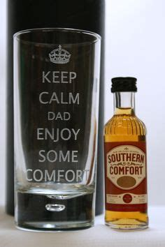 southern comfort pint engraved pair of chagne flutes in silk gift box