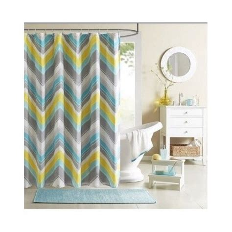 yellow and teal shower curtain 17 best ideas about grey yellow bathrooms on pinterest