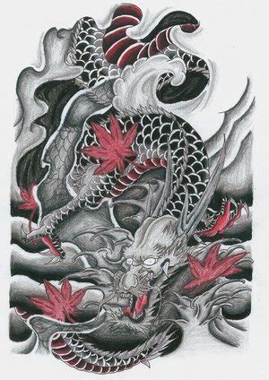 dragon tattoo okinawa goodbye japan the tattoo souvenir i the tale of woods