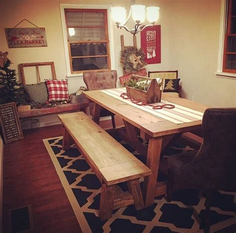 Bachelor Pad Home Decor by Our Dining Room Makeover Fixer Upper Inspired Hometalk
