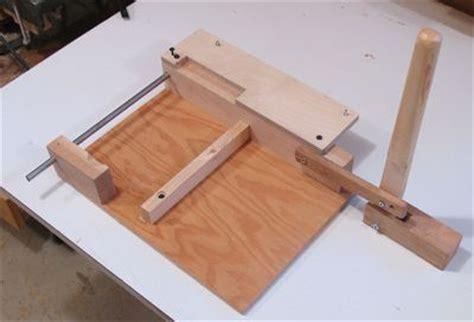 build mortise  tenon jig homemade  plans