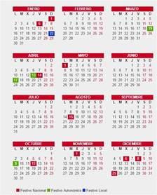 Calendario Laboral Navarra 2018 Calendario Laboral 2017 Valencia De Opcionis