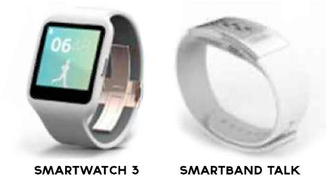 Smartwatch Tercanggih sony smartband talk smartwatch sw3 blur images leaked