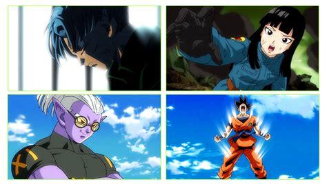 anime dragon ball heroes trailer divulgado novo anime super dragon ball heroes trailer