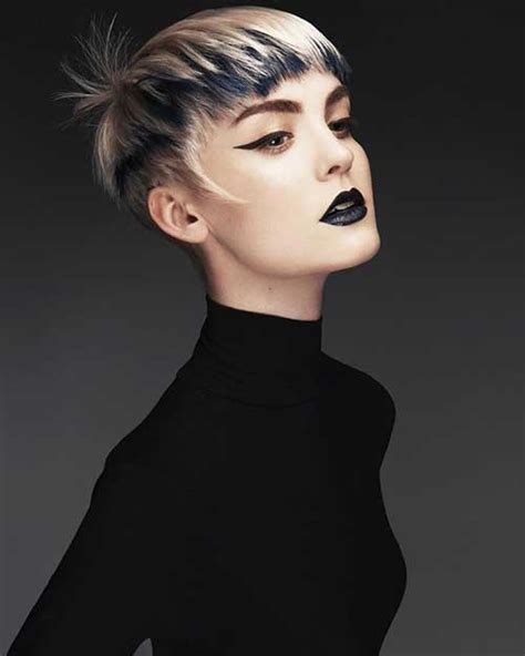 Futuristic Hairstyles by Hair Color Ideas 2014 2015 Hairstyles 2017