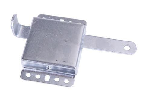 Garage Door Track Lock Universal Garage Door Side Lock For 2 Quot Or 3 Quot Track