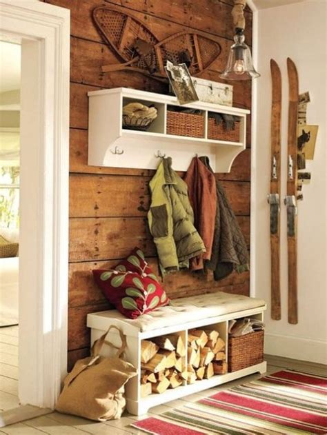 ski home decor small mudroom and entryway decor ideas comfydwelling com
