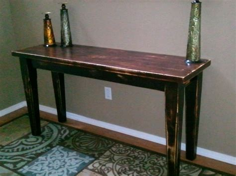 Distressed Entry Table 18 Distressed Entryway Table Carehouse Info