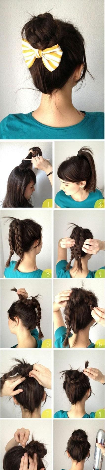 waitress hairstyles for chest length hair best 25 thick coarse hair ideas on pinterest short