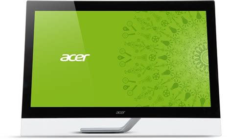 Monitor Acer T232hl 23 quot acer t232hl led touch screen monitor with speakers computer alliance