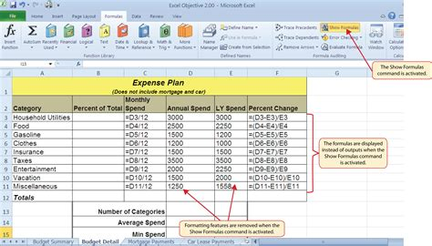 Formulas For Spreadsheets by Supply Price List Laobingkaisuo
