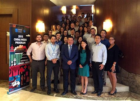 Mba Columbia by Columbia Business School Mba Students Visit Ckgsb Ckgsb