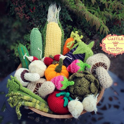 amigurumi vegetables pattern auction no 615 a testament of abundance community and