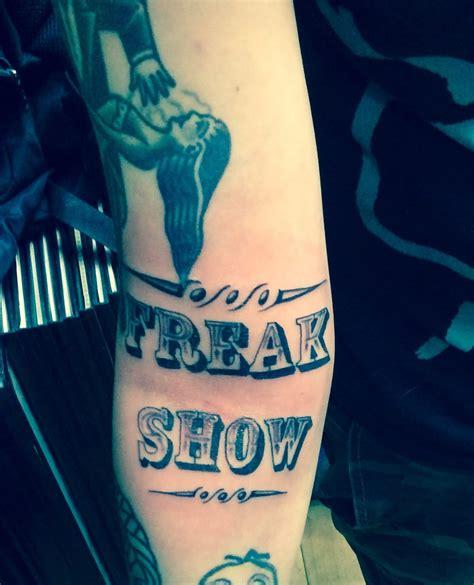 tattoo girl american horror story 23 morbidly delightful american horror story tattoos