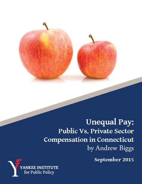 unequal wages unequal pay yankee institute for policy