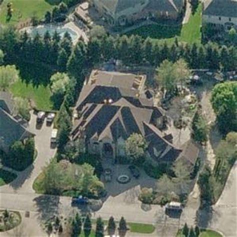 eminem s house eminem s house in clinton mi 2 virtual globetrotting