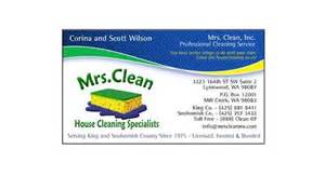 exles of cleaning business cards residential house cleaning business card sles