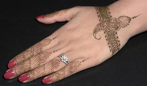 simple henna tattoo designs step by step one of cool henna designs