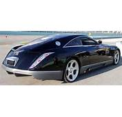 Maybach Exelero Fulda Batmobile  Car Dreamin