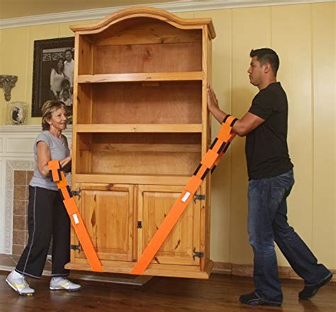 And Carry Furniture by Forearm Forklift Lifting And Moving Straps To Easily