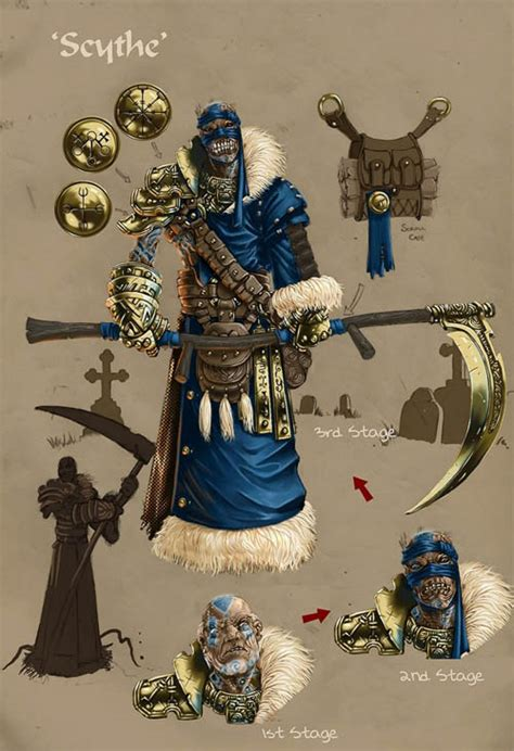 fable 3 porcelain doll wiki scythe the fable wiki fandom powered by wikia