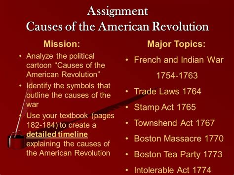 Of The Revolution enlightenment and the american revolution ppt