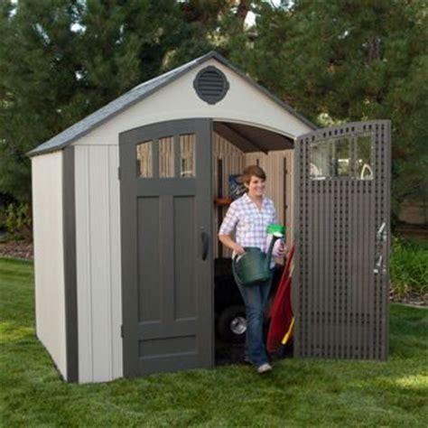 backyard sheds costco costco everton wood storage shed nolaya
