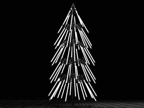 Home Xmas Decorating Ideas modern christmas tree with others gareth pugh xmas tree