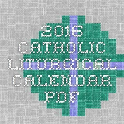 Episcopal Liturgical Calendar 2015 Search Results For Liturgical Calendar 2015 Episcopal