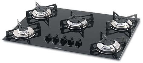 piano cottura cristallo modelli di pino cottura 5 fuochi componenti cucina