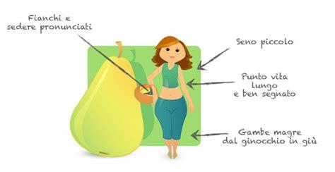 sedere a pera consigli e dieta per le donne con fisico a pera