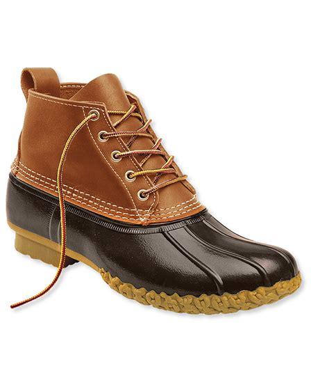 bean boots l l bean bean boots gumshoes reviews trailspace