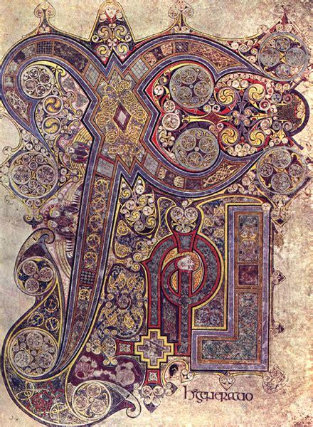 historique du livre de kells le livre de kells