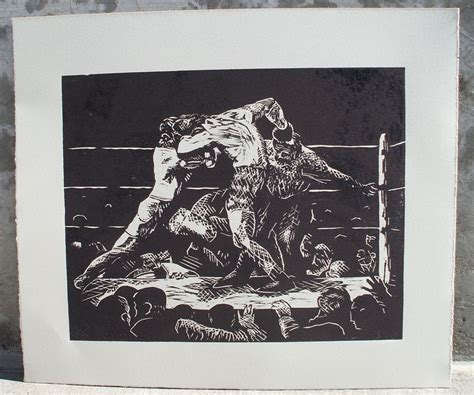 relief print a stag at sharkeys relief print 171 elation curation