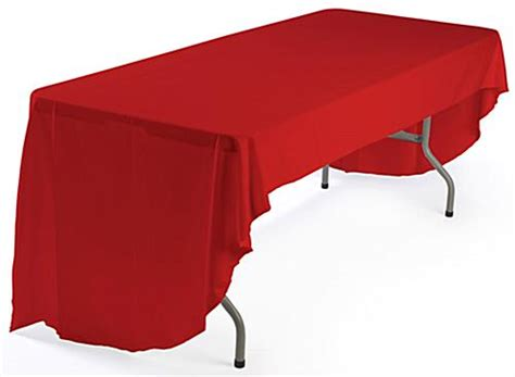 exhibit table covers with logo logo tablecloths for exhibition use many sizes colors